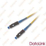 Cuerda de corrección óptica de fibra de Mupc SM