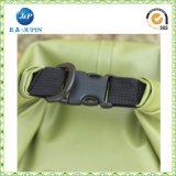 La plongée promotionnelle 20L de natation imperméabilisent le sac sec de sac à dos de baril (JP-WB010)