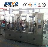 선형 식용수 병 충전물 기계장치