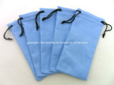 Kundenspezifische bunte Microfiber Brille-Tasche