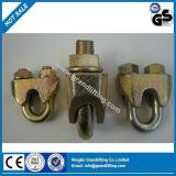 Type En13411-5 un clip malléable de câble métallique DIN1142 de Galv