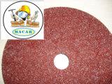 Изготовление диска волокна алюминиевой окиси истирательное для Grinding&Polishing