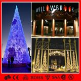 Outdoor Decorationのための3m Stage Show Decoration Outdoor Wire Lighted Christmas Tree