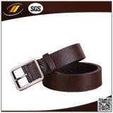 La cinghia nera della vita dell'inarcamento di Pin di metallo della cinghia di cuoio dell'unità di elaborazione delle donne di modo allaccia il cinturino (HJ3001)