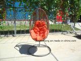 Oscillazione del rattan del PE e mobilia esterna del rattan del giardino