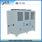 Refrigeradores de água de refrigeração ar, compressor industrial do rolo do refrigerador (capacidade refrigerando 1.5kW-137.8kW)