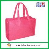 Fördernde mehrfachverwendbare nicht gesponnene faltbare Einkaufstasche
