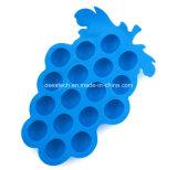 Изготовленный на заказ поднос кубика льда силикона
