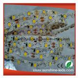 Lumière de bande Bendable blanche pure de SMD2835 300LEDs CRI80 DC12V DEL