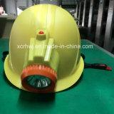Fornitore protetto contro le esplosioni del casco di sicurezza nelle miniere di alta qualità LED della Cina, casco di sicurezza estraente della lampada del LED, casco di sicurezza con la fabbrica capa dell'indicatore luminoso di estrazione mineraria della lampada del LED
