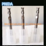 Aluminium Processing를 위한 높은 Polished 2 Flutes Tools