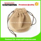 Le sac cosmétique de grand velours multicouche de mémoire reçoivent personnalisé