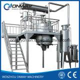 Do Reflux quente energy-saving eficiente elevado do preço de fábrica do ró máquina de extração de extração solvente da erva do tanque
