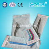의학 Disposable Sterilization Pouch 90mm*260mm