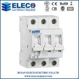 MCB van uitstekende kwaliteit 4p Mini Circuit Breaker (ELB10K Series)