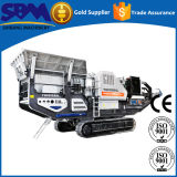 Yg938e69 Professional Mobile Jaw Crusher Machine
