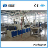 PVC, das granulierende Maschinen-Zeile zusammensetzt