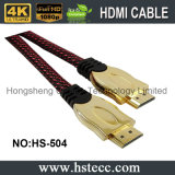 Qualitäts-Kabel HDMI mit Ethernet-Support 3D volles 2160p