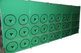 Extractor de polvo del sistema de control de la contaminación atmosférica