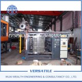 ENV Icf effectuant la machine
