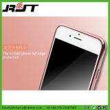 La red electrochapa la caja del teléfono celular de TPU para el iPhone 6