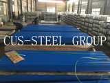 Lamiere di acciaio galvanizzate preverniciate/strato ondulato tetto di colore