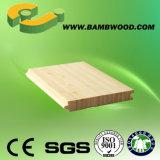 Natural, carbonizado, tipo suelo de bambú del tigre del tecleo