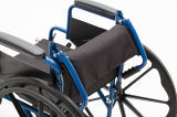 "StahlManual Wheelchair, Fold Back, 24 "" Mag Rear Wheel, Comfortable für ältere Menschen (YJ-031)"
