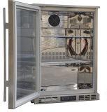 Eine Tür-aufrecht rückseitige Stab-Kühlvorrichtung mit Edelstahl