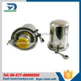 Respiradero embridado higiénico del acero inoxidable (DY-B011)