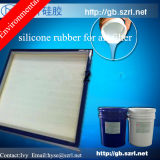 Fornitore usato filtro dell'aria della gomma di silicone di HEPA