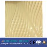 MDF domestico Wall Panel di Interior Wall Decoration 3D