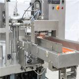 Pollo automático que pesa la máquina de relleno del envasado de alimentos del lacre