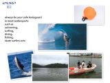 携帯用人命救助の気球を泳ぐ緊急のレスキューのためのIpump 168gの救命ブイ