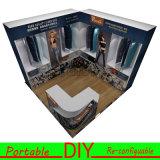 Будочка индикации выставки торговой выставки одежды конструкции изготовленный на заказ портативная модульная