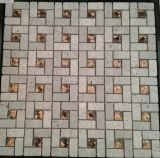 Mozaïek van de Steen van de Woningbouw het Materiële (FYSG048)