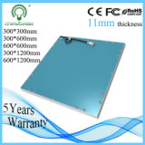 Dünnes Ceiling Silver oder White Aluminum 100lm/W 30*30cm LED Light Panel mit Mounting Fixture