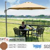 Guarda-chuva do telhado do parasol ao ar livre popular do jardim de Sun único