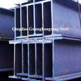 Gbq235、JIS Ss400、DIN S235jr、ASTM A36の熱間圧延、鋼鉄の梁