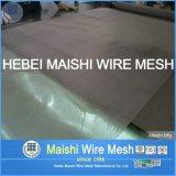 Acoplamiento inoxidable tejido del micrón, acoplamiento de alambre inoxidable, acoplamiento de alambre de acero inoxidable 304