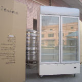 슈퍼마켓 냉장고 진열장