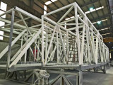 低価格の速いインストール鉄骨構造の農産物の空気橋