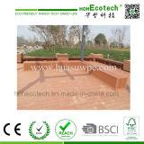 Revestimento fácil composto plástico de madeira de vista natural do jardim da alta qualidade