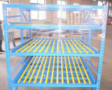 Schwerkraft Roller Pallet Rack mit Light Duty