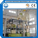 cadena de producción de la alimentación de la acción viva 1-3t/H/surtidor de la planta de la alimentación en China