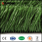 La FIFA aprobó la estera sintetizada de la hierba del verde del bajo costo del césped para los campos de fútbol