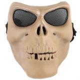 V2 Airsoft 두개골 해골 굵은 활자 프로텍터 가면