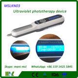 Vitiligo Psoriasi UV Phototherapy 장치 (MSLKN03)를 위한 소형 가정 사용