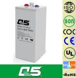 la batería de 2V770AH OPzV, SE GELIFICA la batería regulada válvula profunda tubular de Aicd del terminal de componente de la batería de la energía solar del ciclo de la UPS EPS de la batería de placa 5 años de garantía, vida de los años >20
