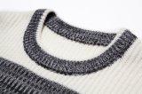 Camisola de confeção de malhas macia dos homens da luva longa do Manufactory